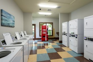 One Bedroom Apartments for Rent in Northwest Houston, TX - Community Laundry Room (2)